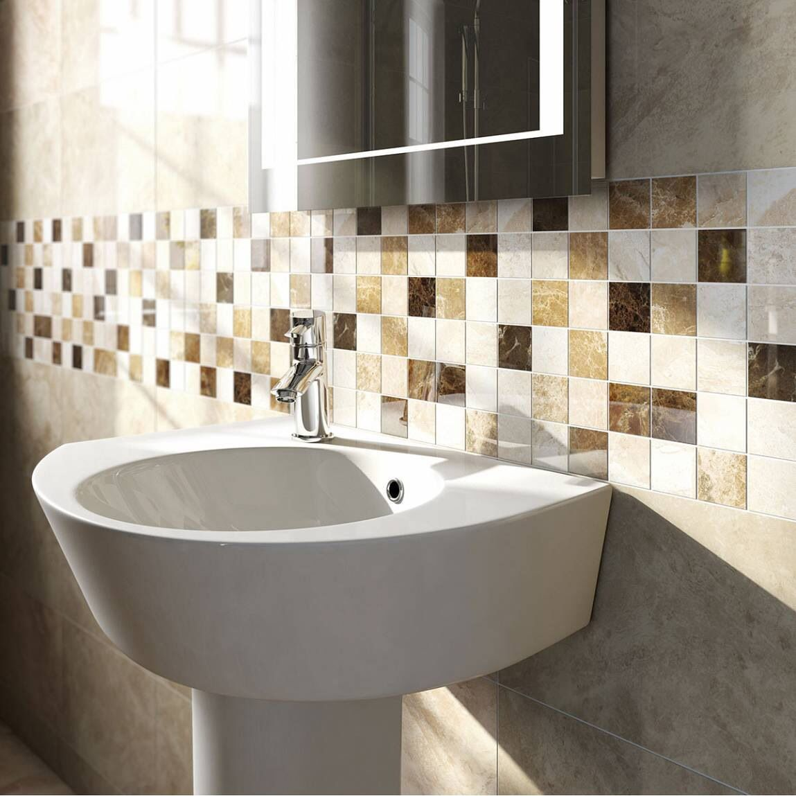 Loving these mosaic tiles from Victoria Plumb | Inspirational ...