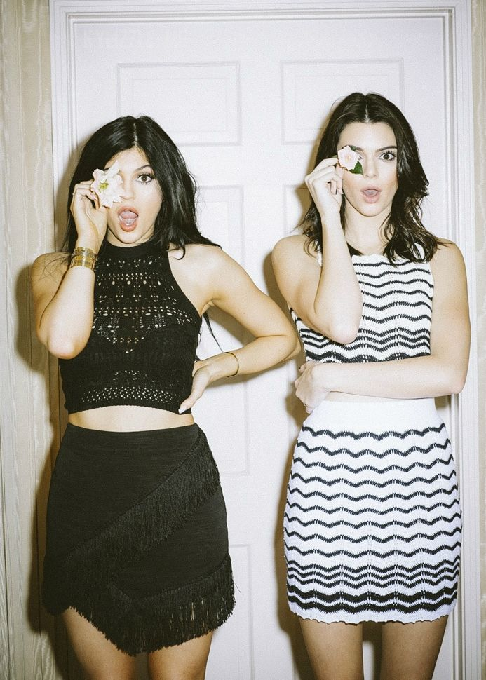 Kylie Jenner And Kendall Jenner Tumblr
