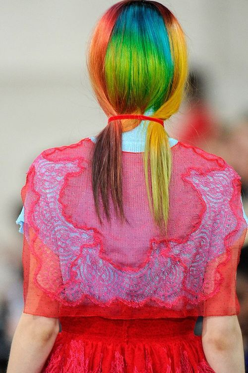 Meadham Kirchoff spring 2011 ready-to-wear