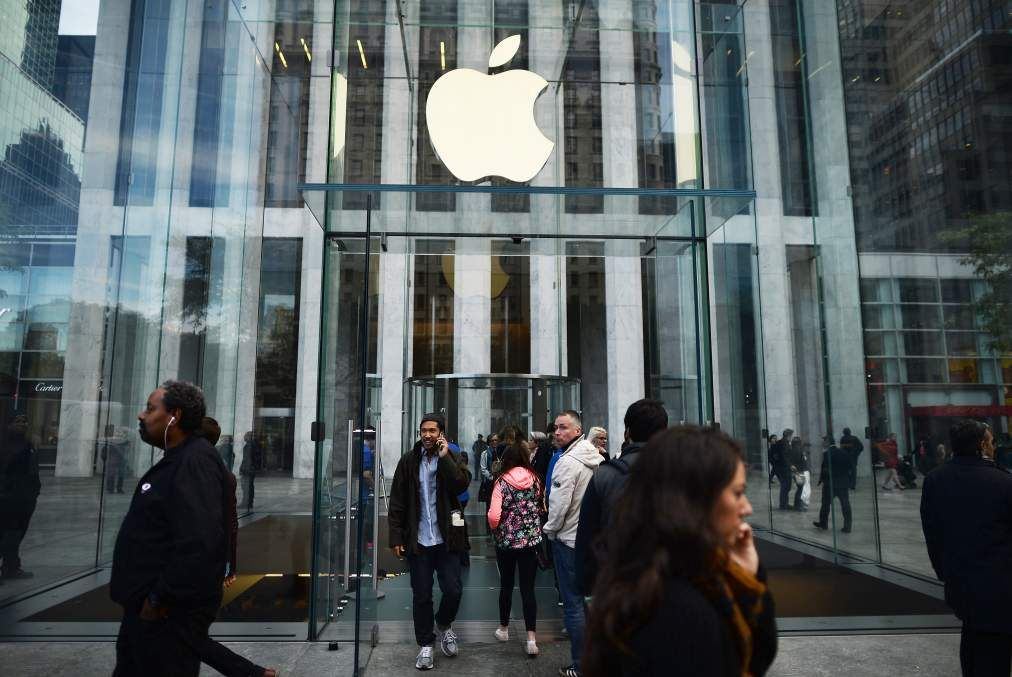 Apple stores are about to change in a major way