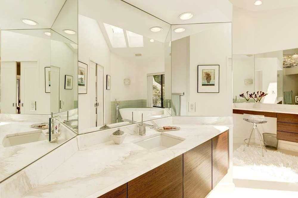 Contemporary Bathroom Remodel Reston Va Bathroom Gallery