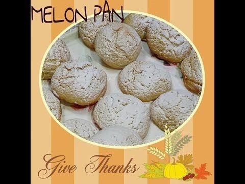 RICETTA MELON PAN,UN MARITO AI FORNELLI!!!!!!