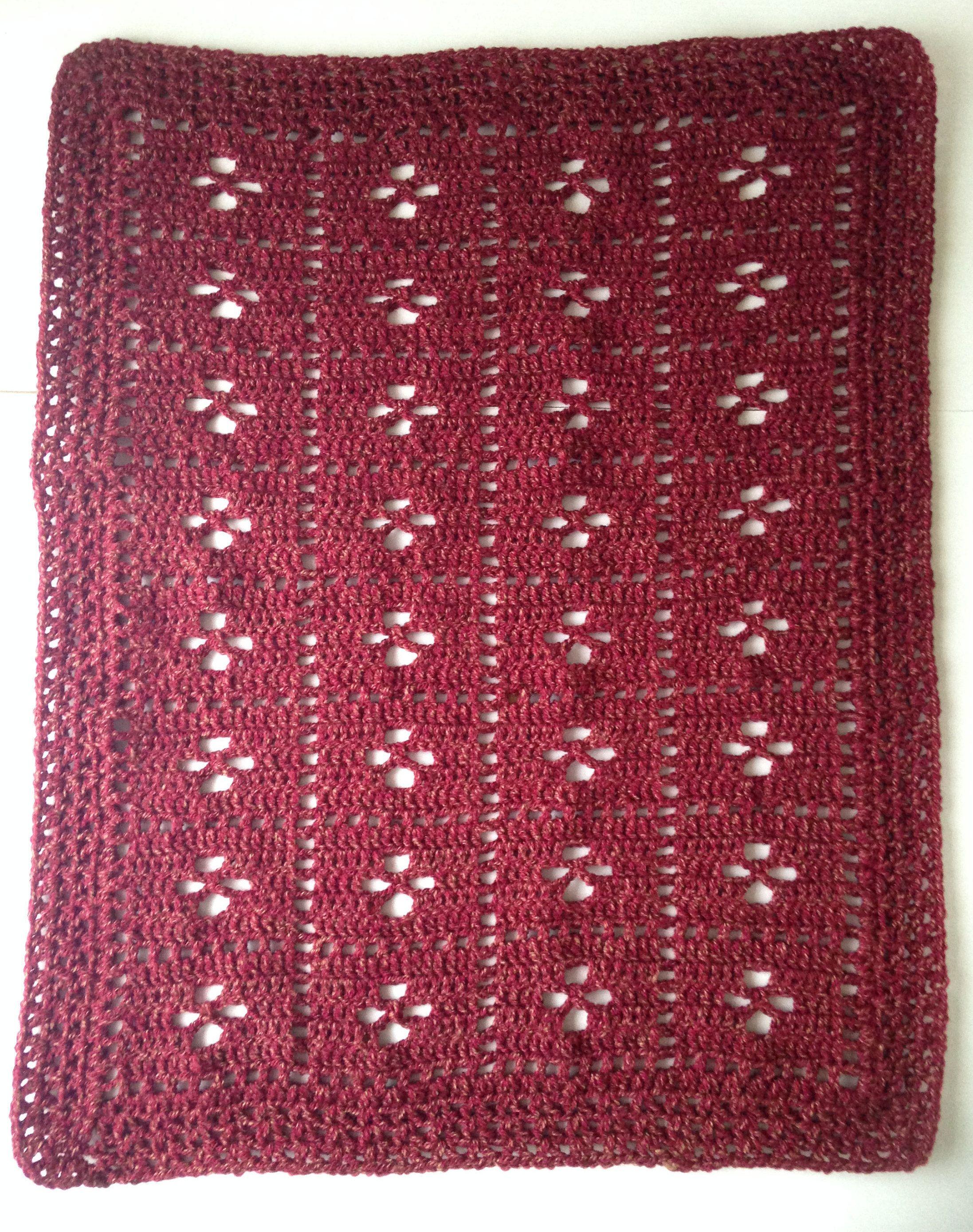 Lujo Patrón De Crochet Afghan Aran Adorno - Ideas de Patrones de ...