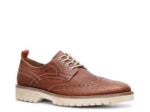 Dress shoes men, Wingtip oxford