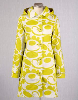 UK Fashion Blog/Highstreet Fashion Blog/My Passport To Style : Rainwear Prints
