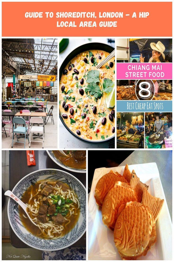 Shoreditch Market: Street Food Market In Shoreditch, London Street Food Guide