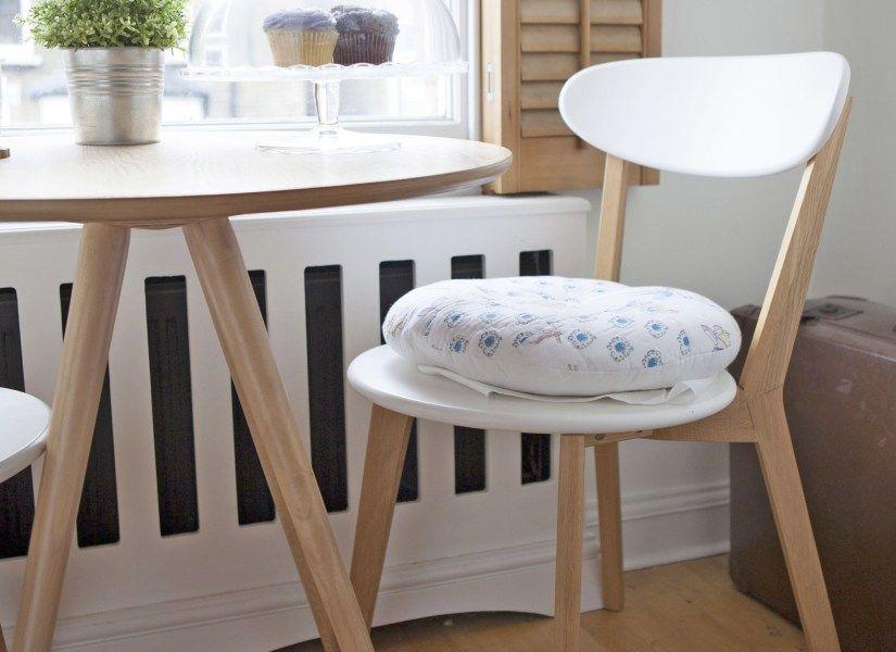 Made Esstisch Helles Holz Runder Esstisch Esstisch Und Tisch