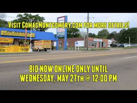 ONLINE ONLY FORECLOSURE AUCTION: Convenience Store in Memphis, TN - 2986...