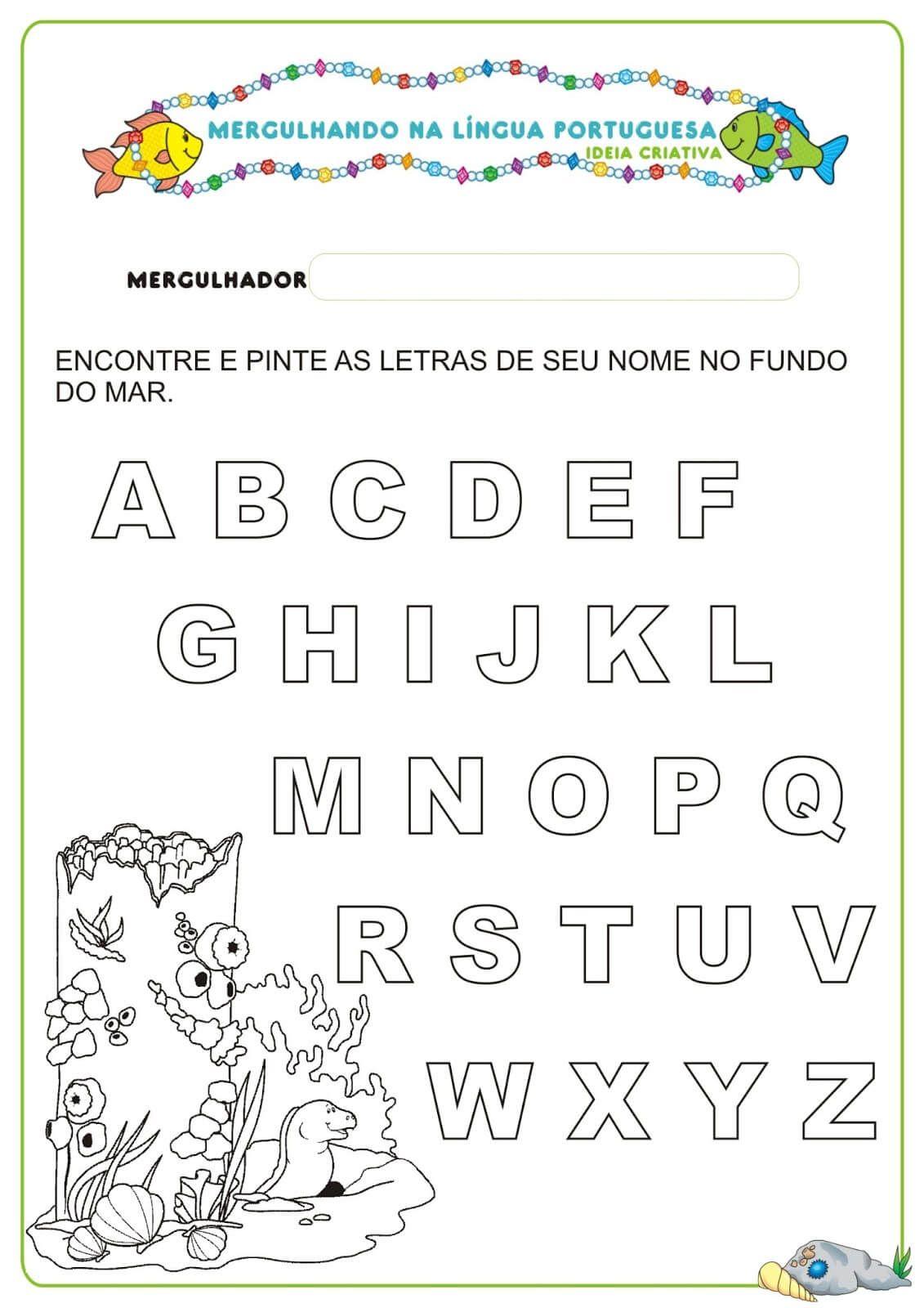 Atividades Para Educacao Infantil 4 Anos Para Desenvolvimento Com