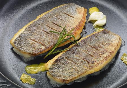 Kurzgebratener Fisch - in 8 Schritten zum besten Bratergebnis! #Rezept #Salz #Fisch
