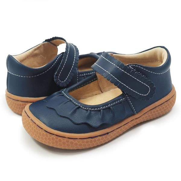 Balley Navy NEW Livie & Luca boy's fall/winter shoes toddler size 4-13