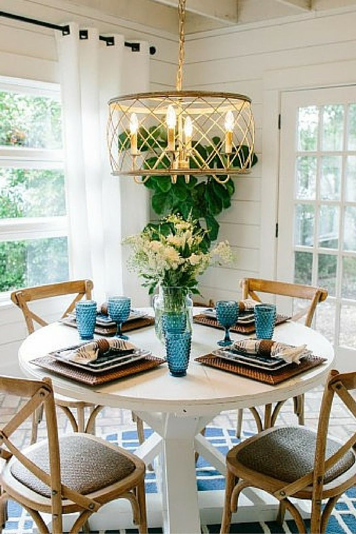 Favorite Fixer Upper Makeovers Dining Spaces Magnolia