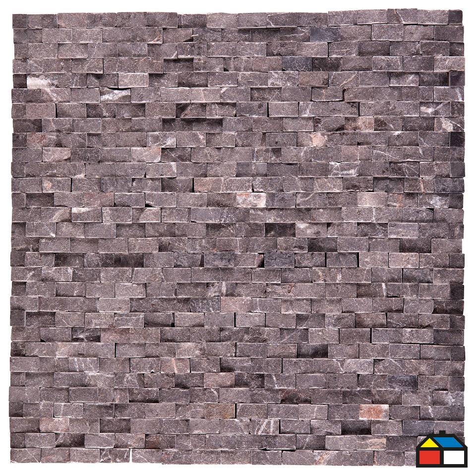piedra malla muros revestimiento terrazas