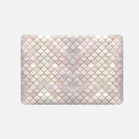 CASETiFY MacBook Air 13-inch Case - Pretty Mermaid Scales 40 by Art Love Passion