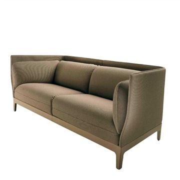Alone Sofa Poltrona Frau Switch Modern Contemporary Leather