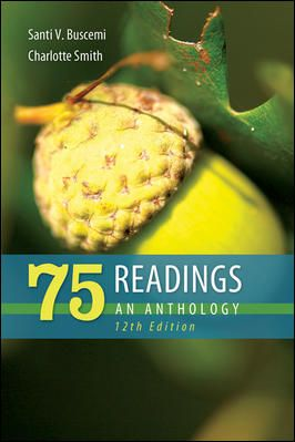Buscemi, 75 Readings: An Anthology, 12th edition