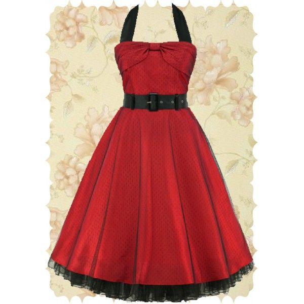 Robe rouge 48