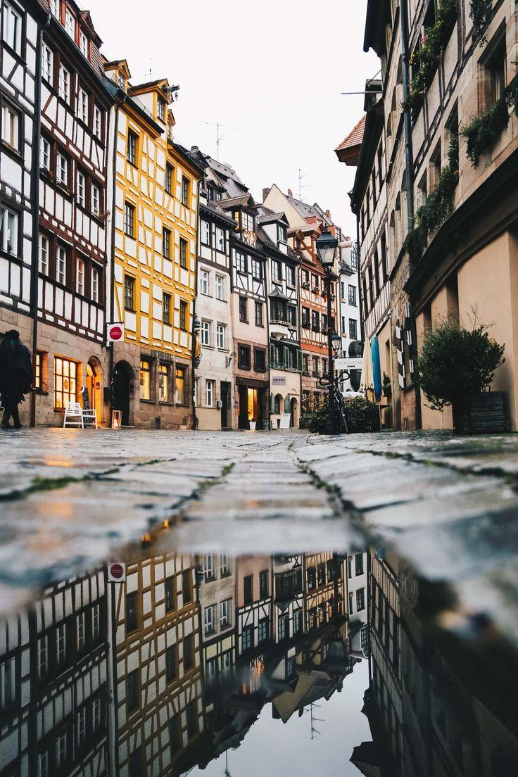 Nuremberg, Germany: History, Christmas Markets & A Michelin-Star Dinner