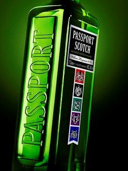 Passport Whisky Gets A New Bottle And As For The Label They Ve