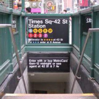 New York Subway Map Entrances.New York Subway Entrance In The Nyc New York Subway Nyc Subway