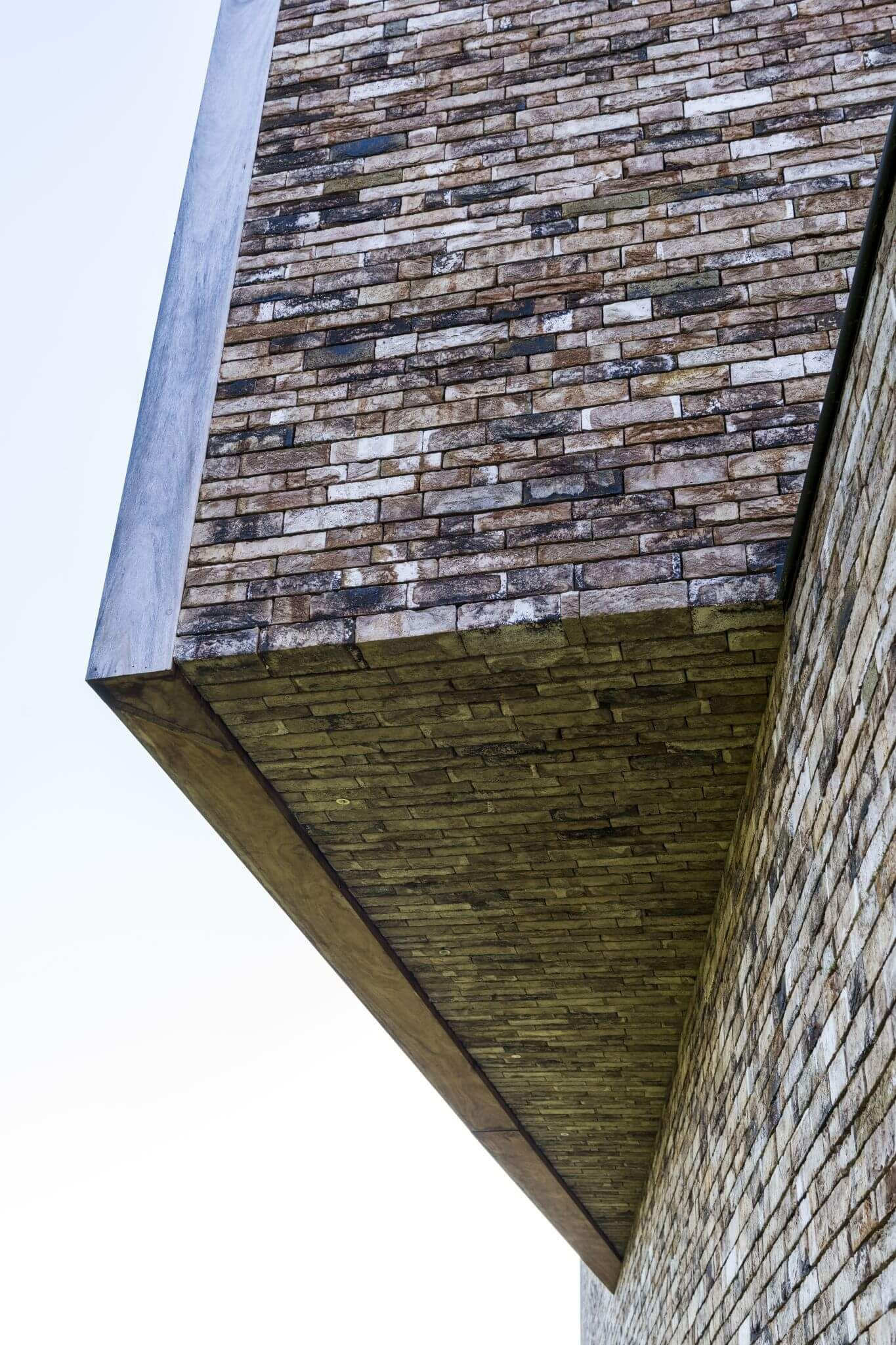 The Screen   DMOA architects   Architect, Brick details ...