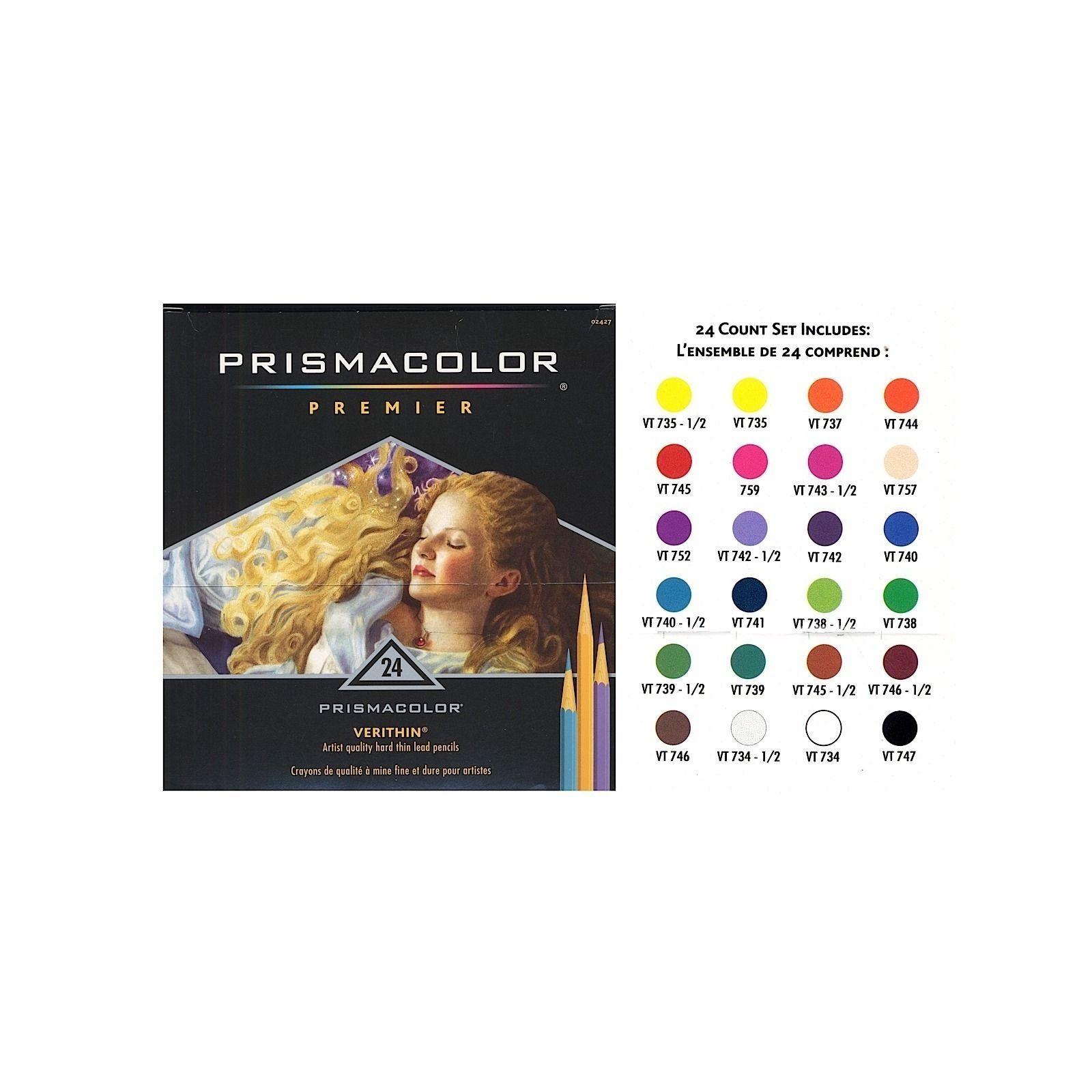 Prismacolor verithin colored pencil sets set of 36 by prismacolor prismacolor verithin colored pencil sets nvjuhfo Choice Image