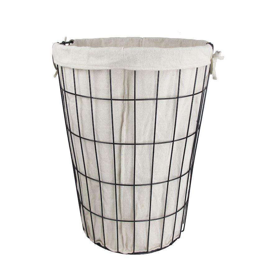 Sonoma Goods For Life Wire Laundry Hamper Laundry Hamper Kids