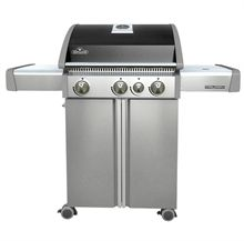 Char Broil Commercial Stainless Steel 4 Liquid Propane And
