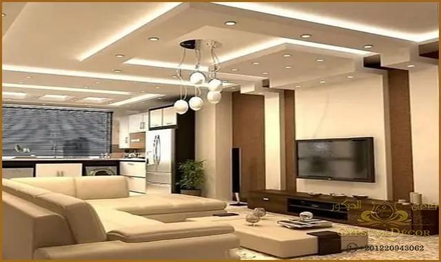 اسقف جبس بورد صالات كلاسيك 2021 In 2021 House Ceiling Design Ceiling Design Living Room Ceiling Design Bedroom