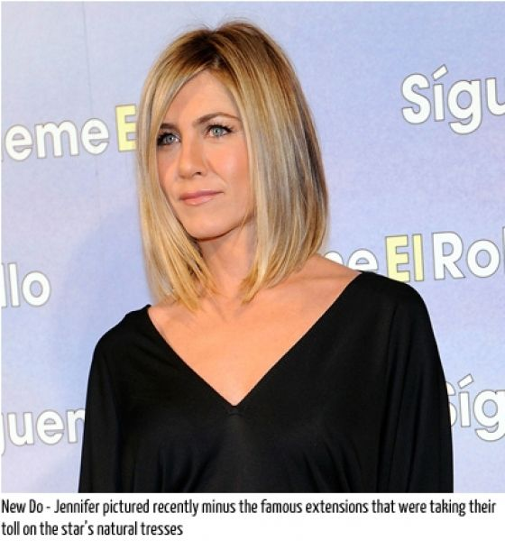 Female Celebs Who Overcame Hair Loss Jennifer Aniston Comes Clean