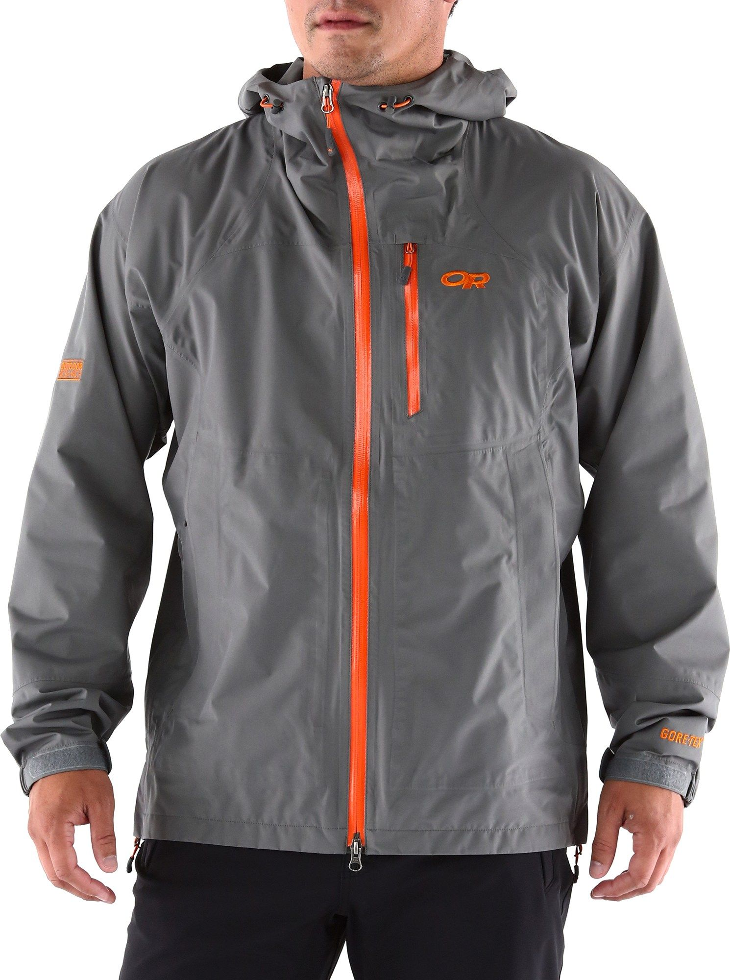 Outdoor Research Men's Foray Rain Jacket Shade XXL | Coats, Kid ...