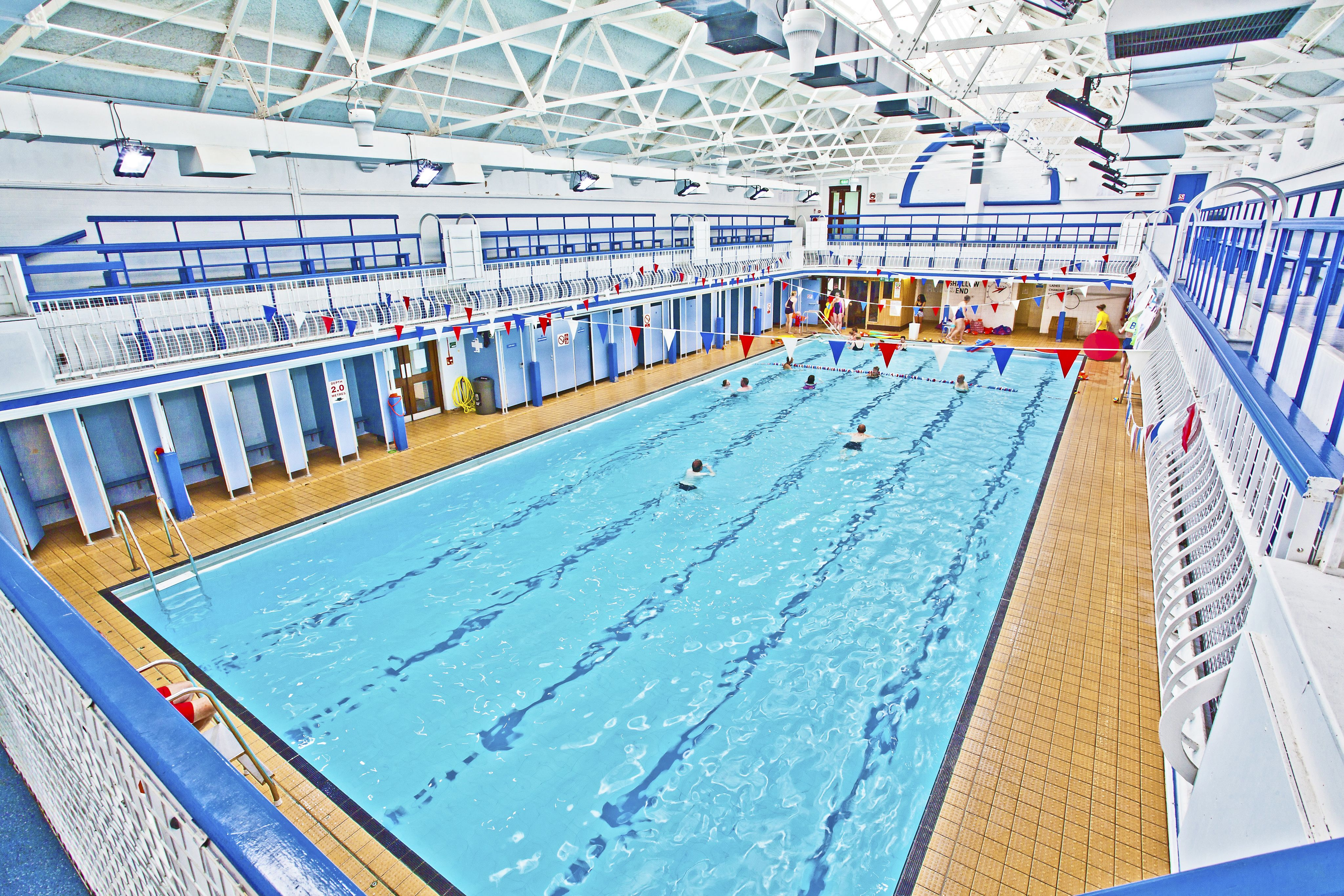Delightful Heeley Pool   Swimming Pool