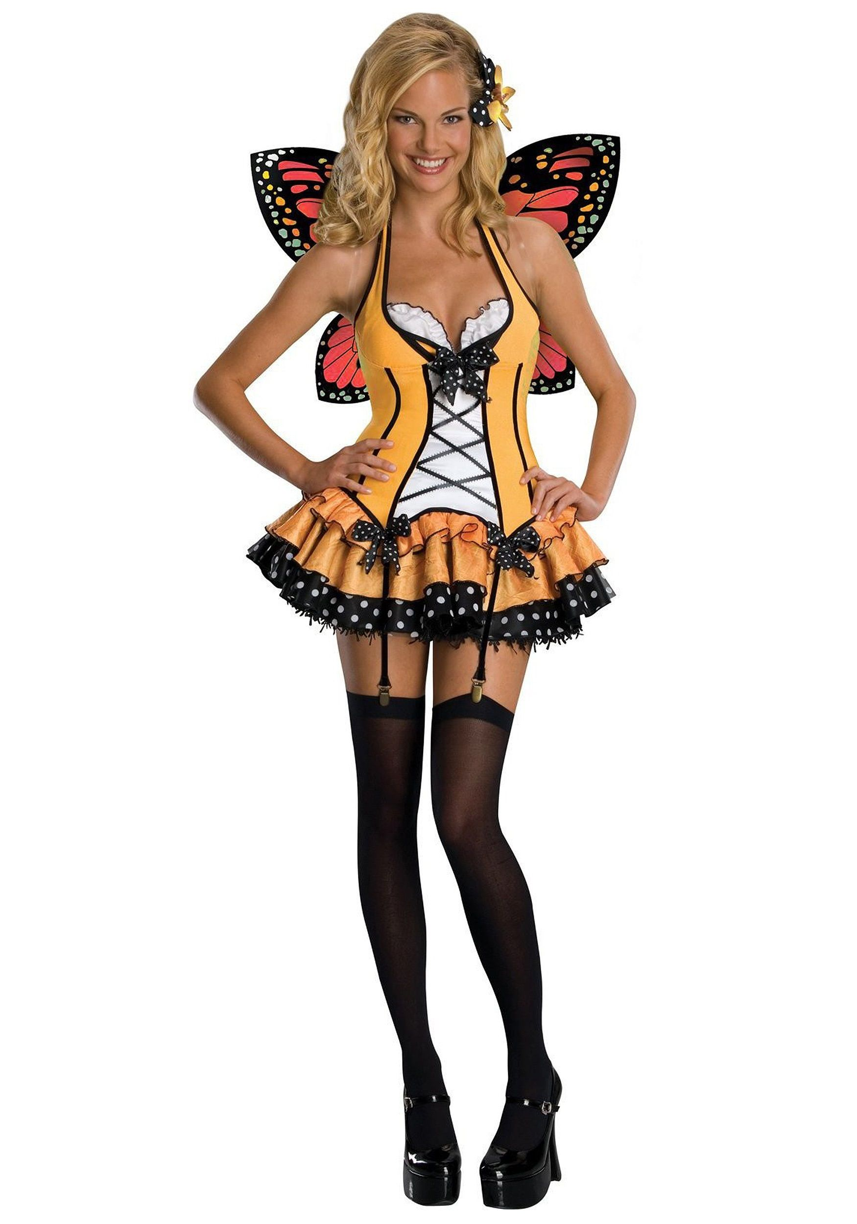 Sexy Adult Butterfly Costume   Costumes, Fairy costume adult and ...