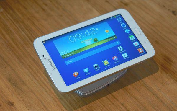 Samsung werkt aan fix voor mail-app problemen Galaxy Tab 2