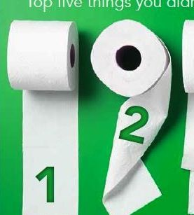 August 26 Is National Toilet Paper Day | Facility Management ...