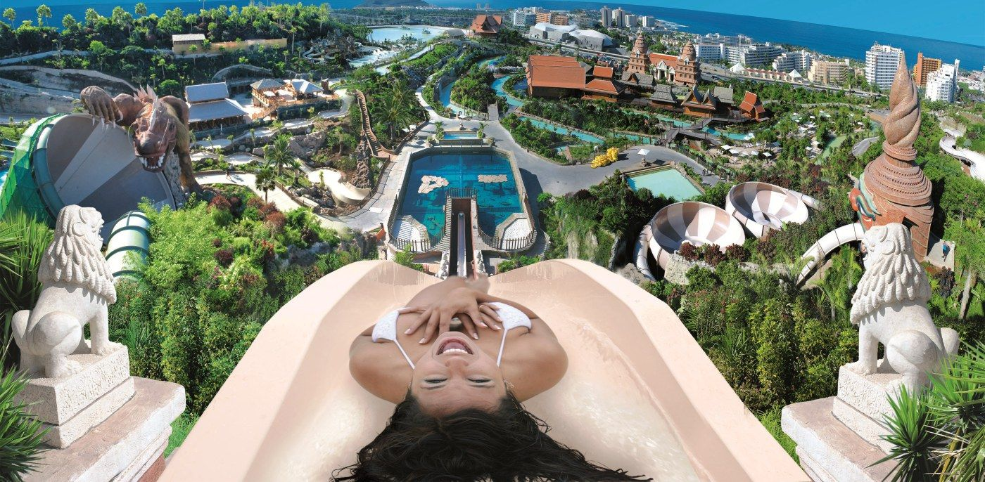 Siam Park Costa Adeje Tenerife Erlebnisbader Teneriffa