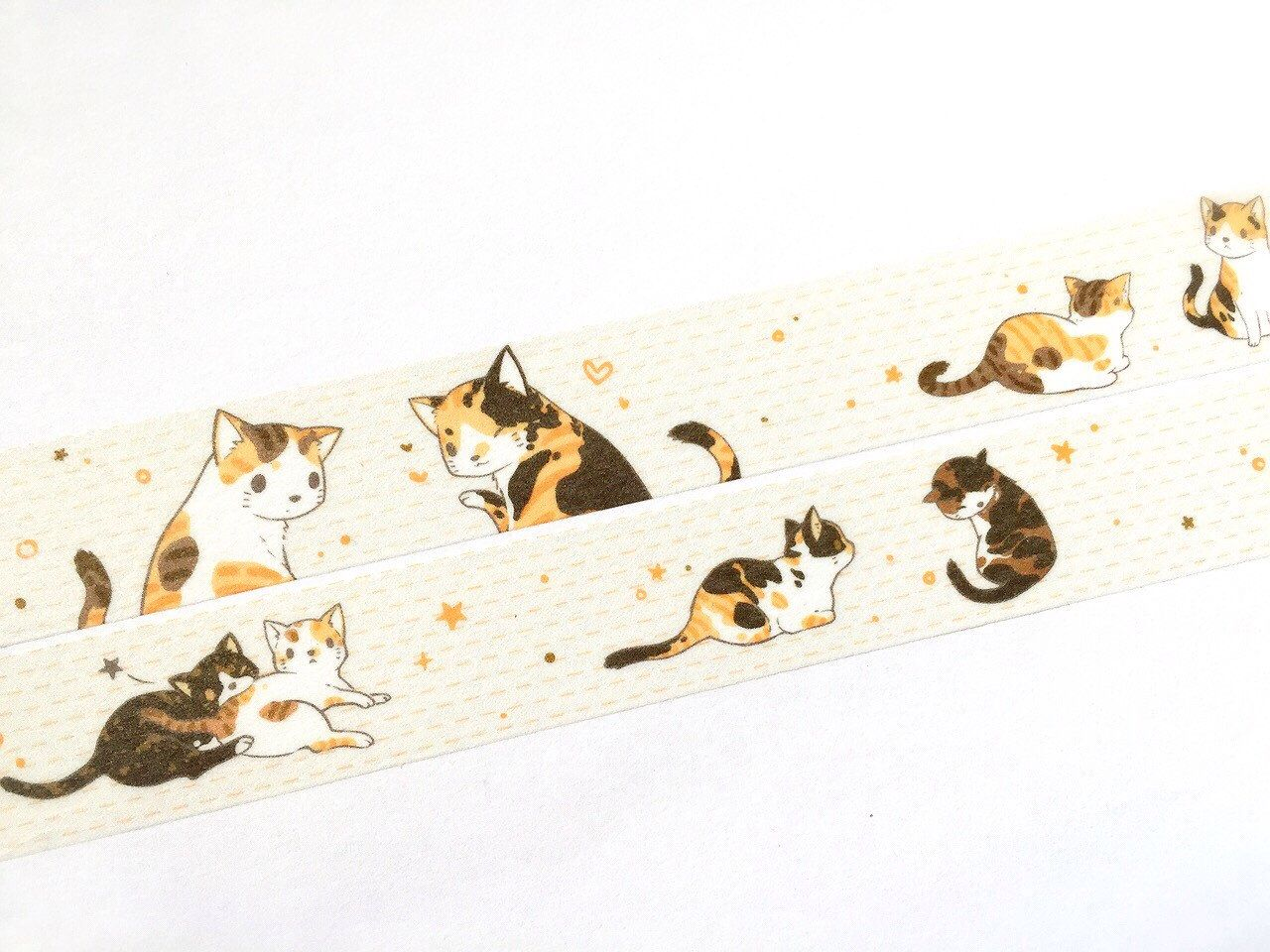 Cats!! Be together washi tape by Meowashitape on Etsy https://www.etsy.com/listing/231896870/cats-be-together-washi-tape