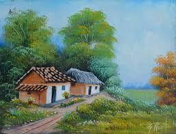 Resultado De Imagen Para Imagenes De Paisajes Para Dibujar Pintados Landscape Art Landscape Paintings Landscape