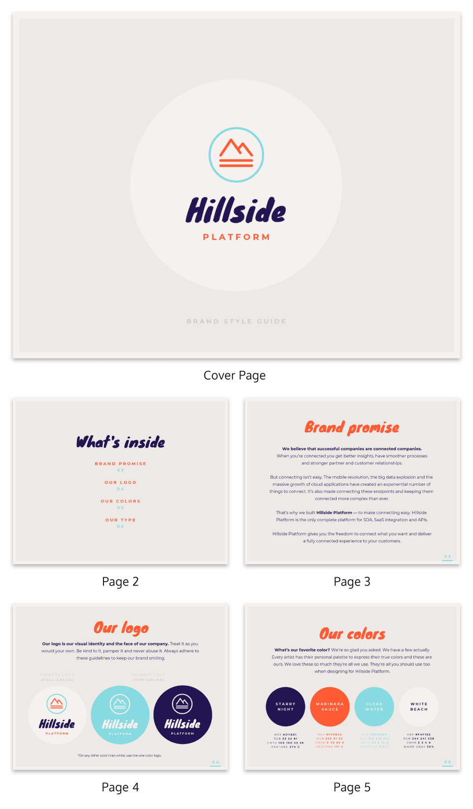 Soft brand style guide customize this brand guidelines infographic soft brand style guide customize this brand guidelines infographic template for a simple design thats easy to edit maxwellsz