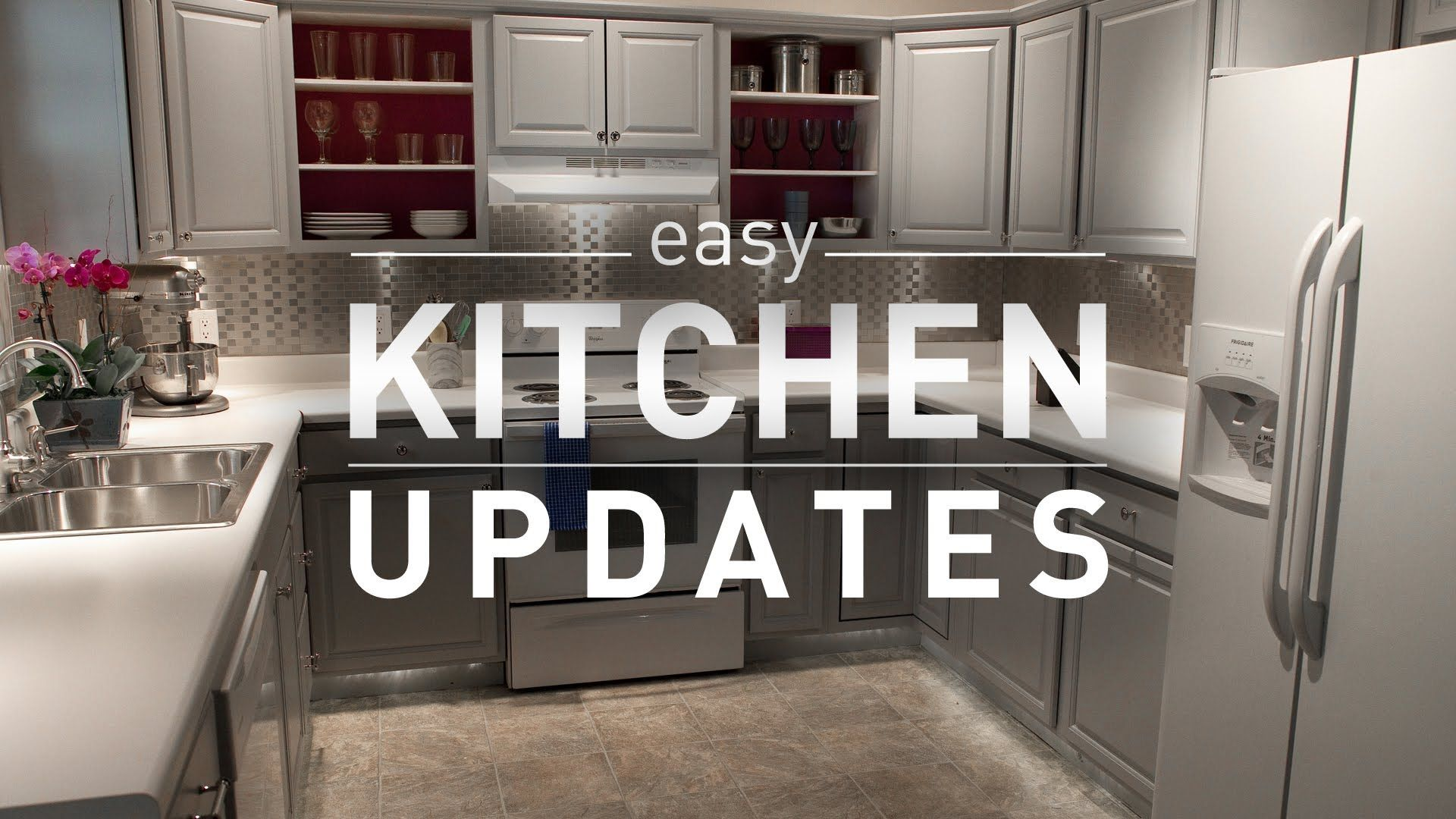 Kitchen Makeovers On A Budget Before And After budget-friendly kitchen makeover from lowe's | home improvements