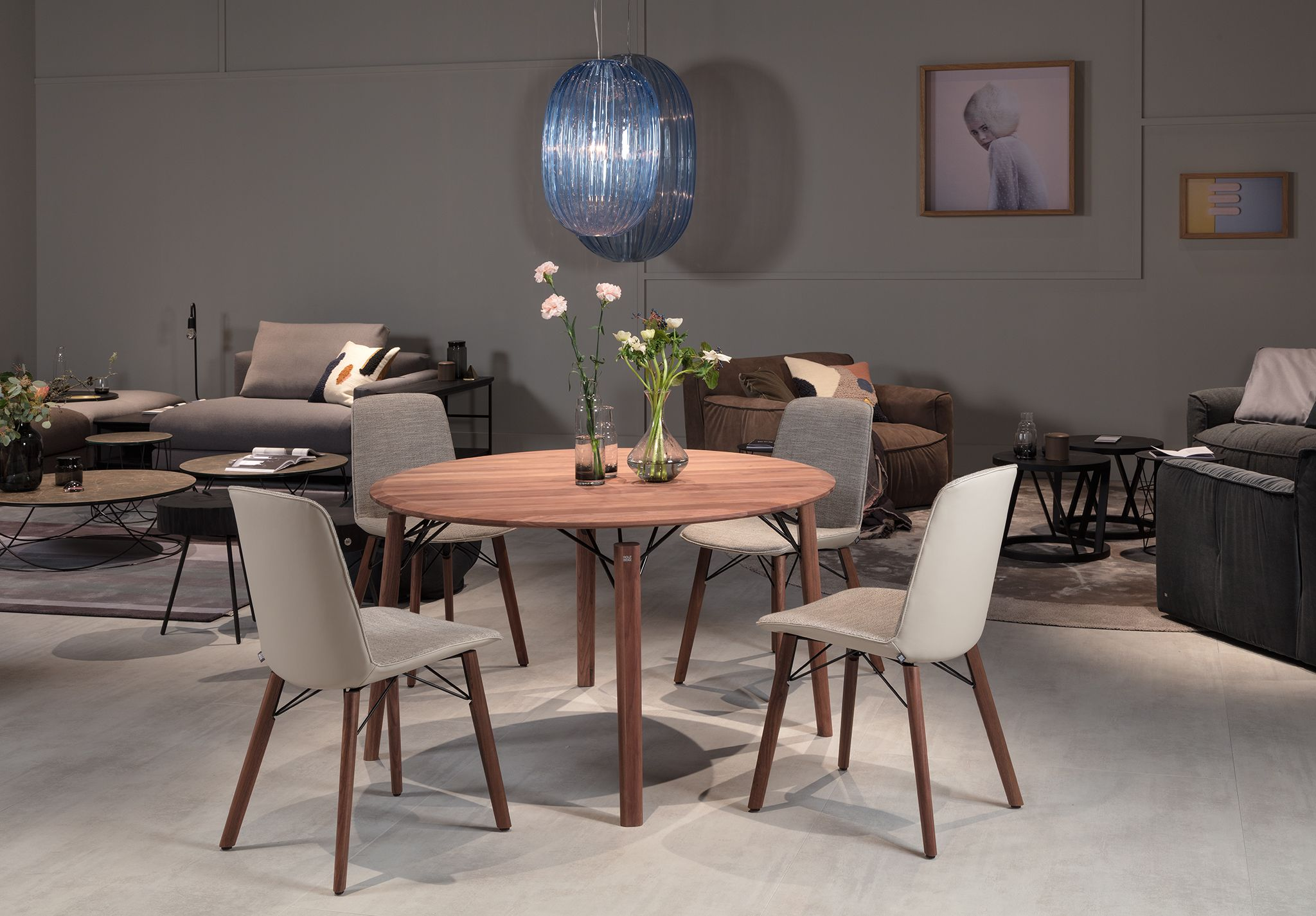 New Dining Table And Chairs From Rolf Benz 964 Table And 616
