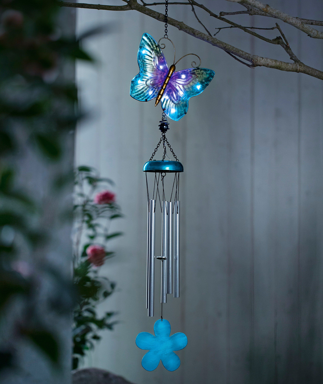 Solar Klangspiel Schmetterling Jetzt Bei Weltbild De Bestellen Solarleuchten Solar Klangspiel