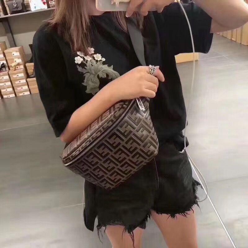 d6de57ab0f Fendi unisex woman man belt bag waist chest pouch | Fendi bags in ...