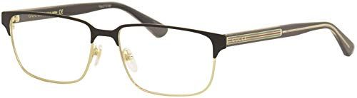 New Eyeglasses Gucci GG 0383 O- 004 BLACK /. Fashion Mens Accessories [$187.74] from top store showmetopstyle