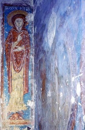 Fonds Iconographique Regional Peinture Peinture Decorative Mortier De Chaux