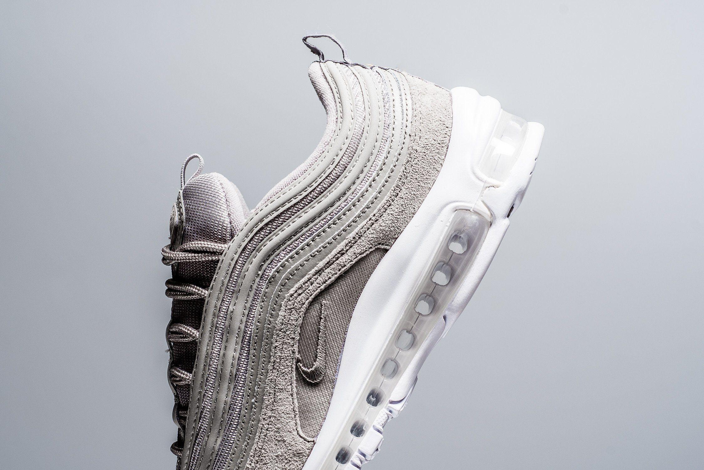 Nike Air Max 97 'Cobblestone Cobblestone white' | UNBOXING & ON FEET | fashion shoes | 2017 | HD