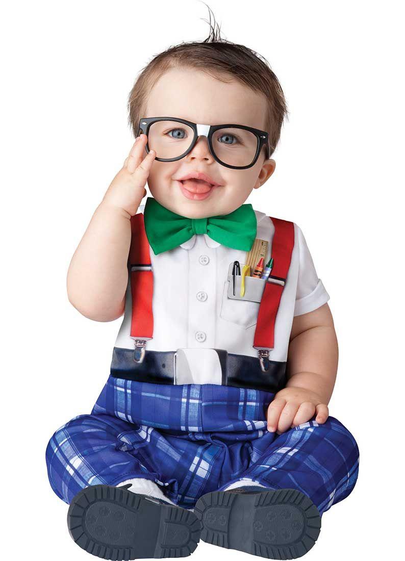 Nursery Nerd Infant Halloween Costume in 2020 Toddler