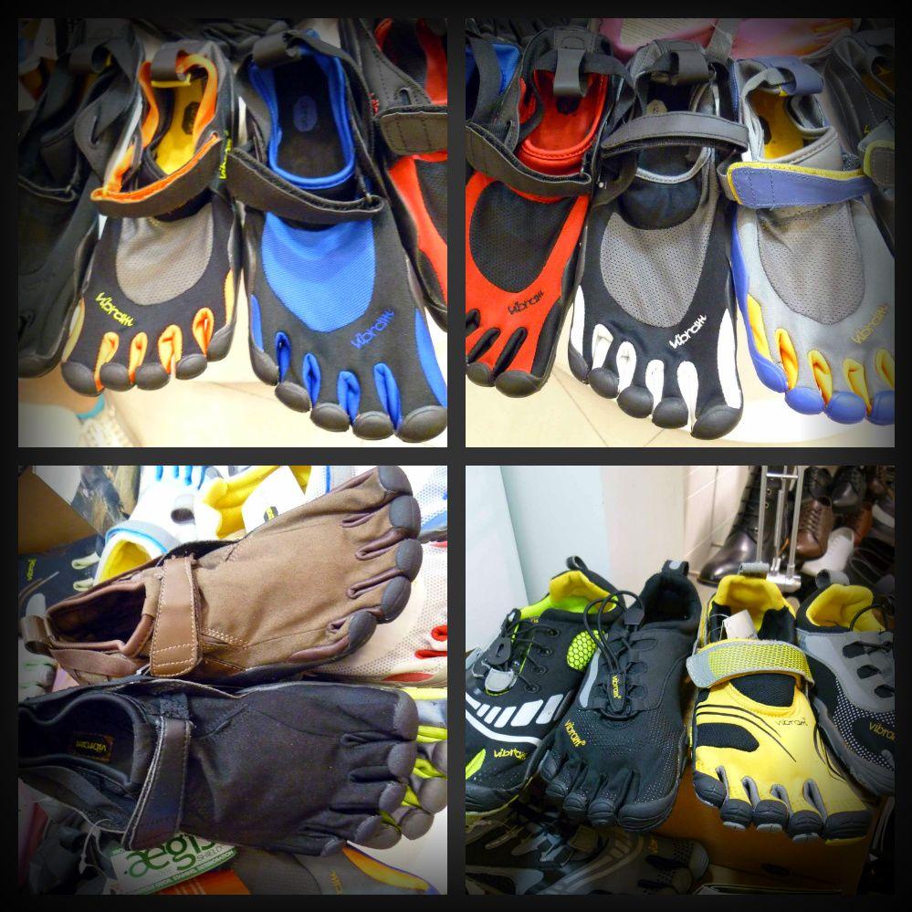 a2686166 Vibram Five Fingers | Running Shoes | Vibram shoes, Finger shoes ...