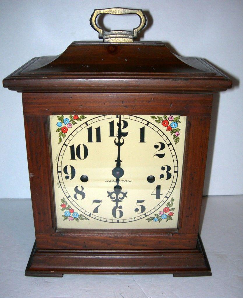 Hamilton carrillon de mesa relojes antiguos pinterest - Relojes antiguos de mesa ...