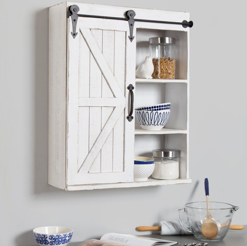 Banbury 21 75 W X 27 75 H Wall Mounted Cabinet Reviews Birch Lane Wall Mounted Bathroom Cabinets Wall Mounted Cabinet Wall Storage Cabinets